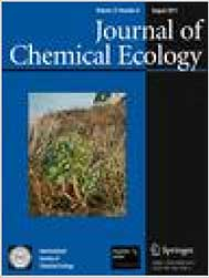 Journal of Chemical Ecology sample cover