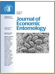 Journal of Economic Entomology sample cover